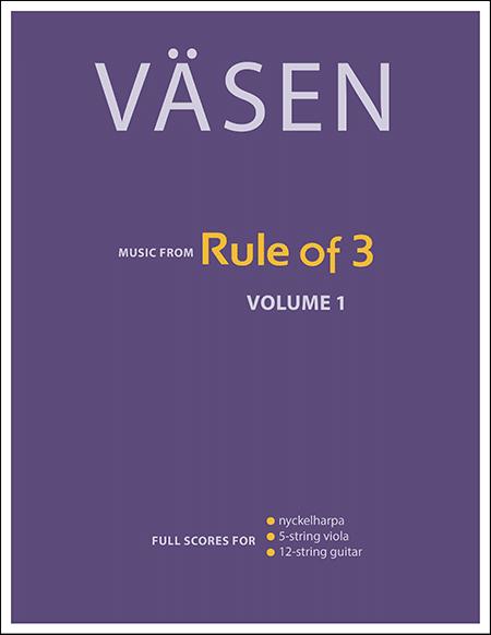 Väsen Rule of 3 tunebook, Vol. 1