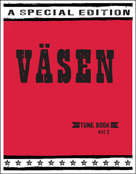Väsen Tune Book 2